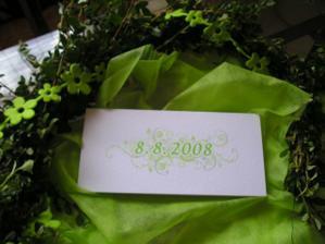 Naše svatebko...