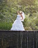 Svatební šaty Vanessa 36 38 40 + závoj ZDARMA, 38