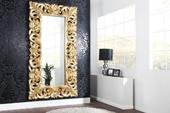 Zrcadlo Baroque L gold,