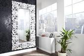 Zrcadlo Baroque L silver,