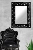 Zrcadlo Butique M black,