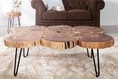 Konferenční stolek Bole Wood II,