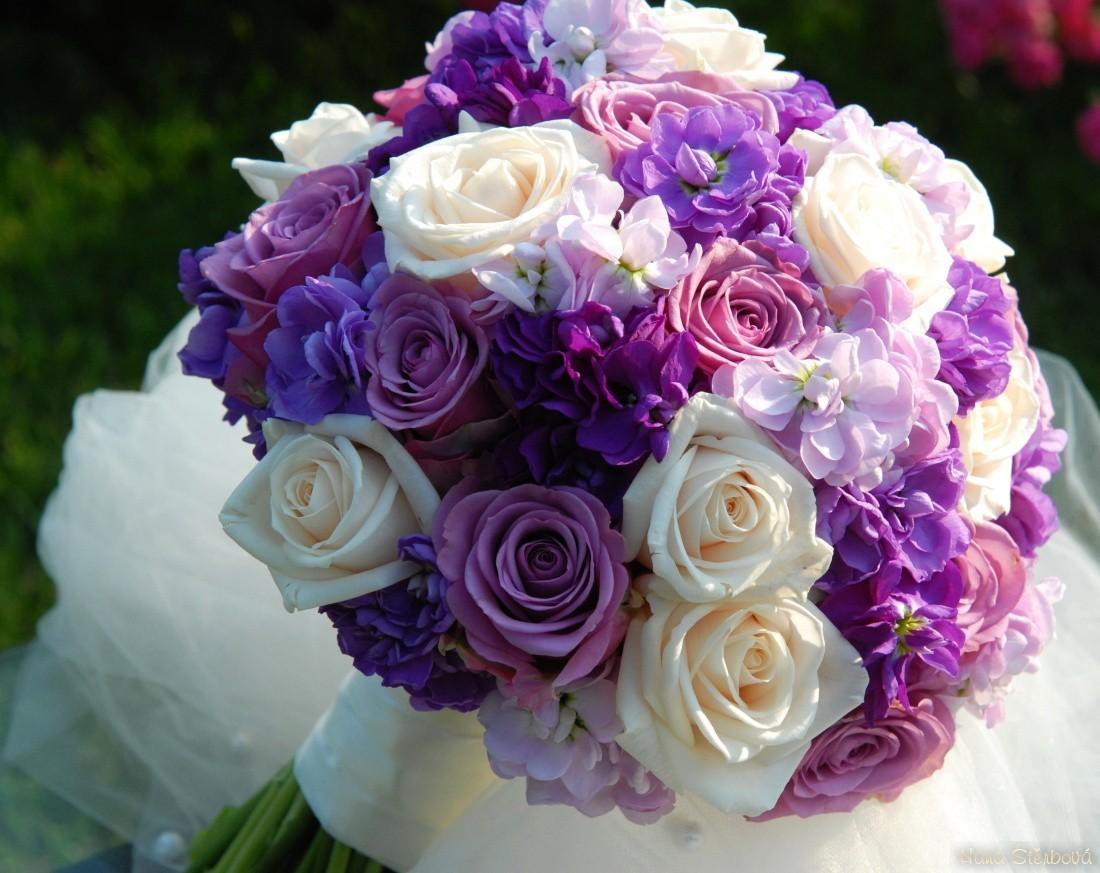 Přípravy na svatbu - Má vysněná fotka ( s květinářkou jsem již domluvená ) :-)