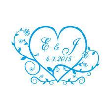 Naše svatební razítko - objednané :-)