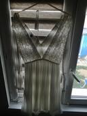 Spoločenské šaty na leto, 42