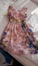 šaty, ktoré si oblečiem ku kaderníčke :)