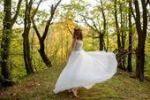 svadobné šaty pre princeznú i vílu, 38