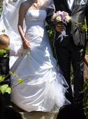 Svatební šaty - Francisco Reli - Flame - 38, 38