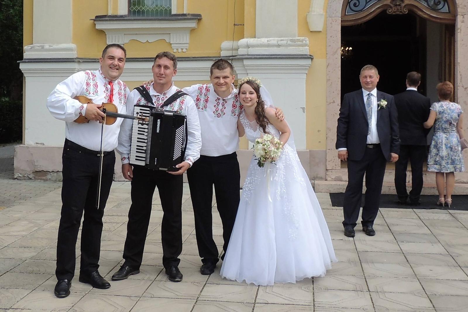 Mala som svadbu 2.7.2016... - Obrázok č. 2