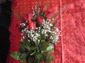 Svědkyně kytice