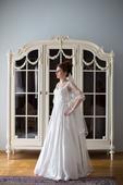 Nádherné svadobné šaty pre výnimočnú nevestu, 36