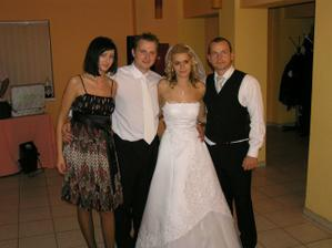kamarátka Majka, Marek, Saška, Dodo