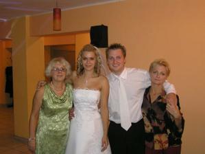 svadobné mamy