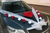 Komplet dekoracia auta,