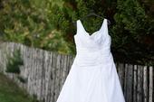 Svatební šaty 48 - 52, 50