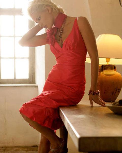 Prípravy na deň D II. -  čo už máme - šatky na redový - ešte som nenašla to čo hľadám!!!