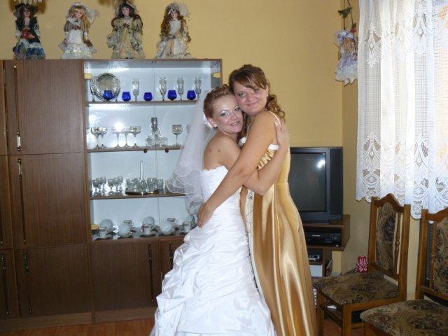 Anna Szilágyiová{{_AND_}}Marián Hegeduš - Mirinka, môj svedok a pravá ruka...bola si úžasná.Ďakujem!