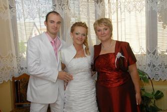 s mamkou a bračekom