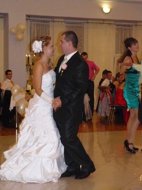Anna Szilágyiová{{_AND_}}Marián Hegeduš - tancovalo sa až do rána