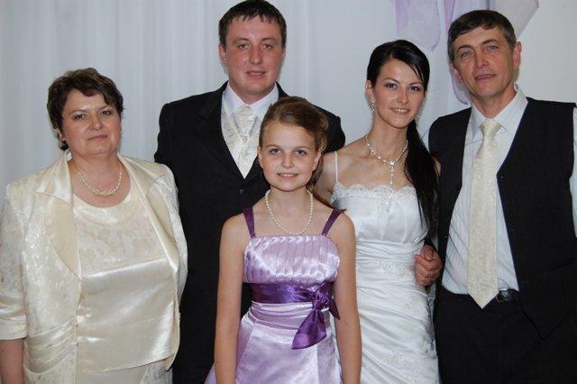 Zuzana{{_AND_}}Miloš - moji rodičia so sestričkou
