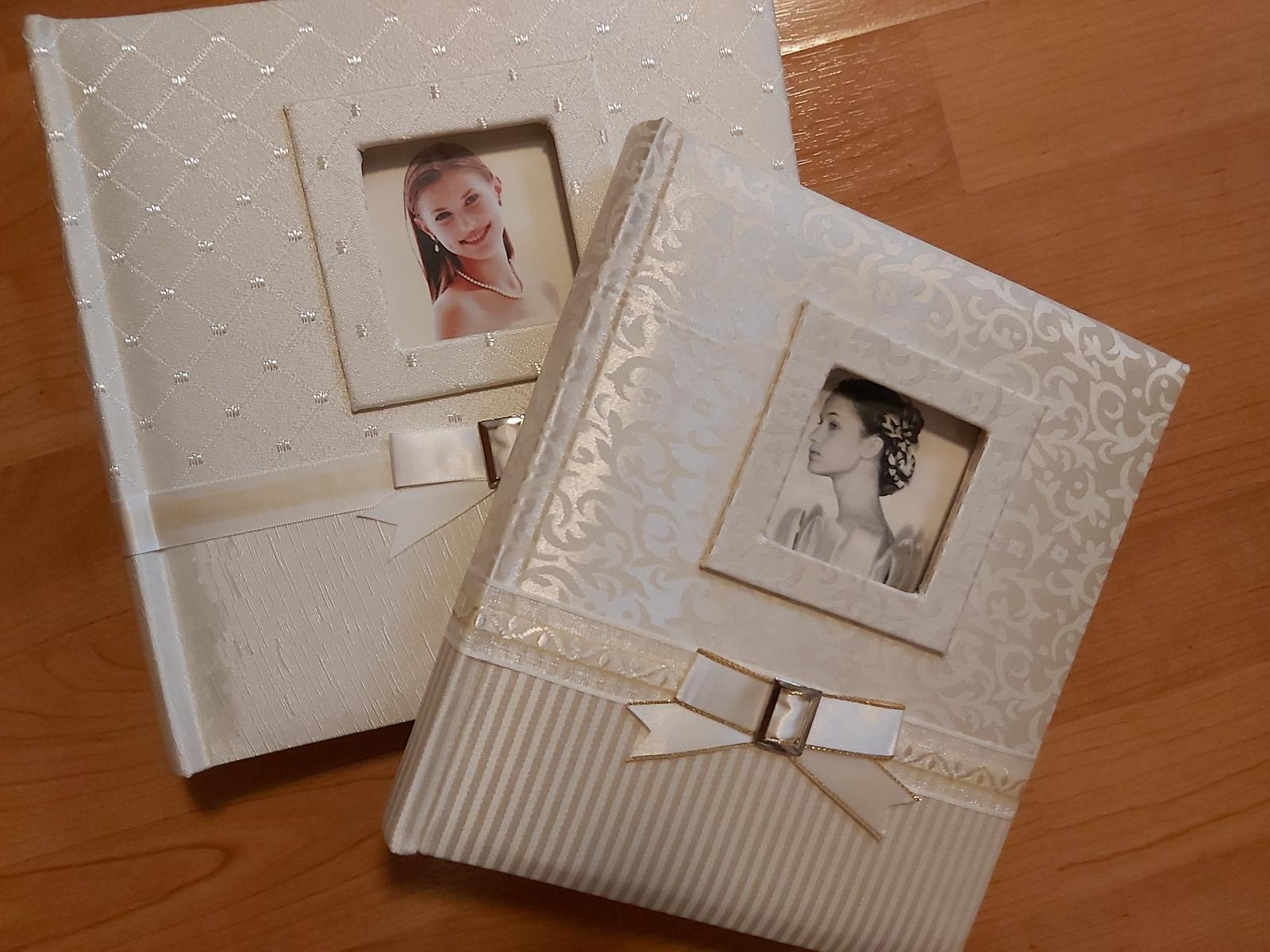 Luxusné svadobné albumy - Obrázok č. 1