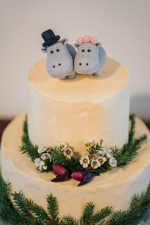 M   {{_AND_}}    H - Vlastní výroba dortu :)