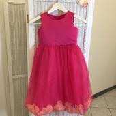 Dievčenské spoločenské šaty, 128