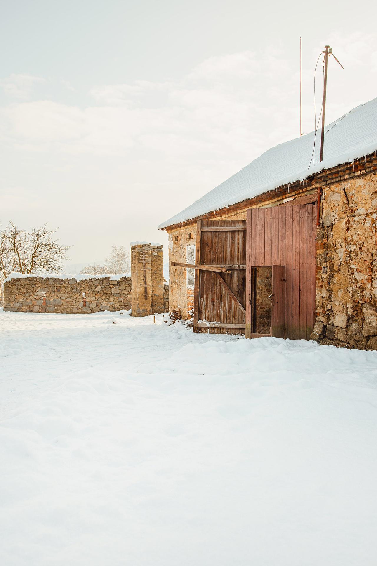 Zima u nás - Obrázek č. 1