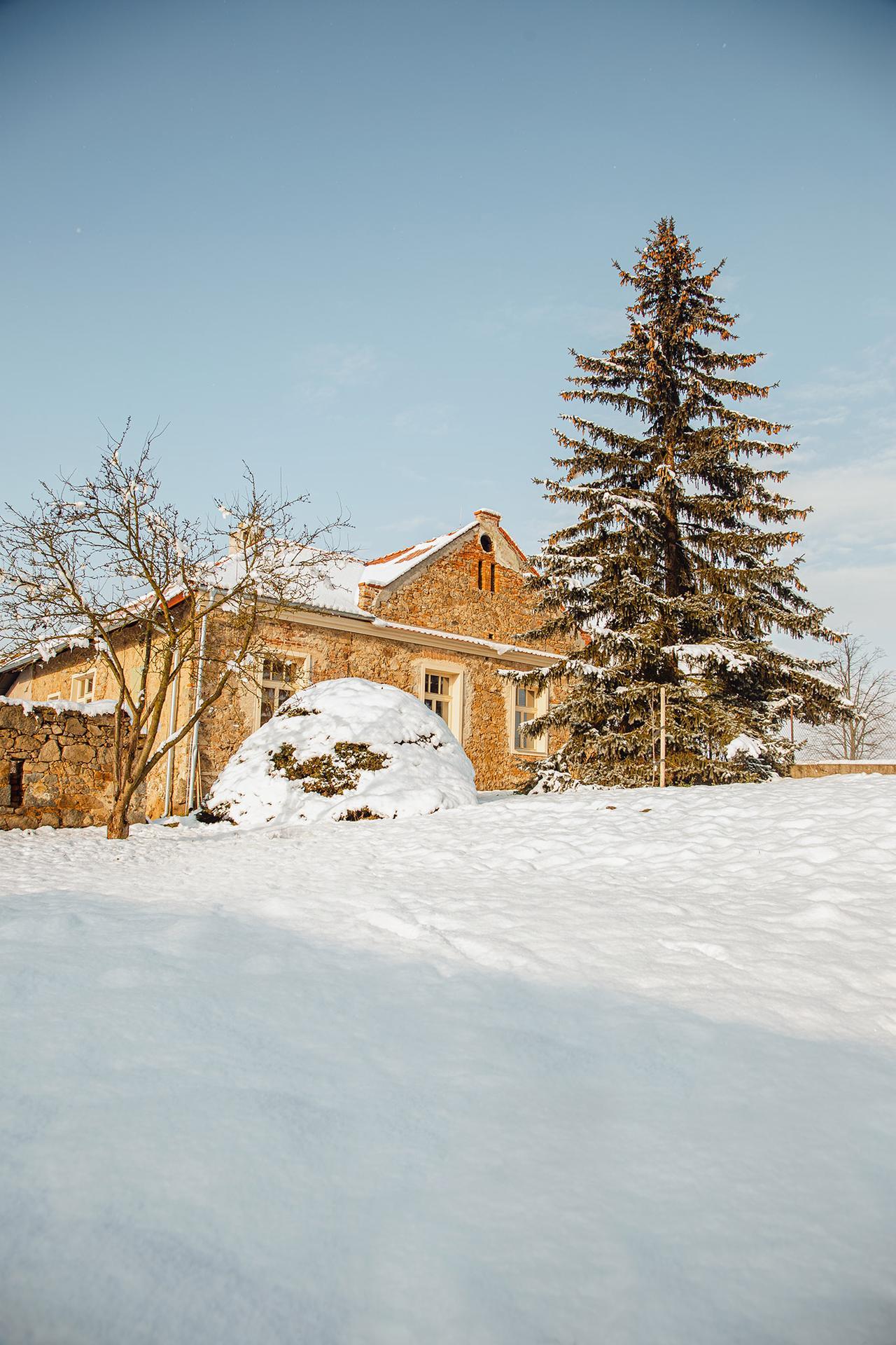 Zima u nás - Obrázek č. 2