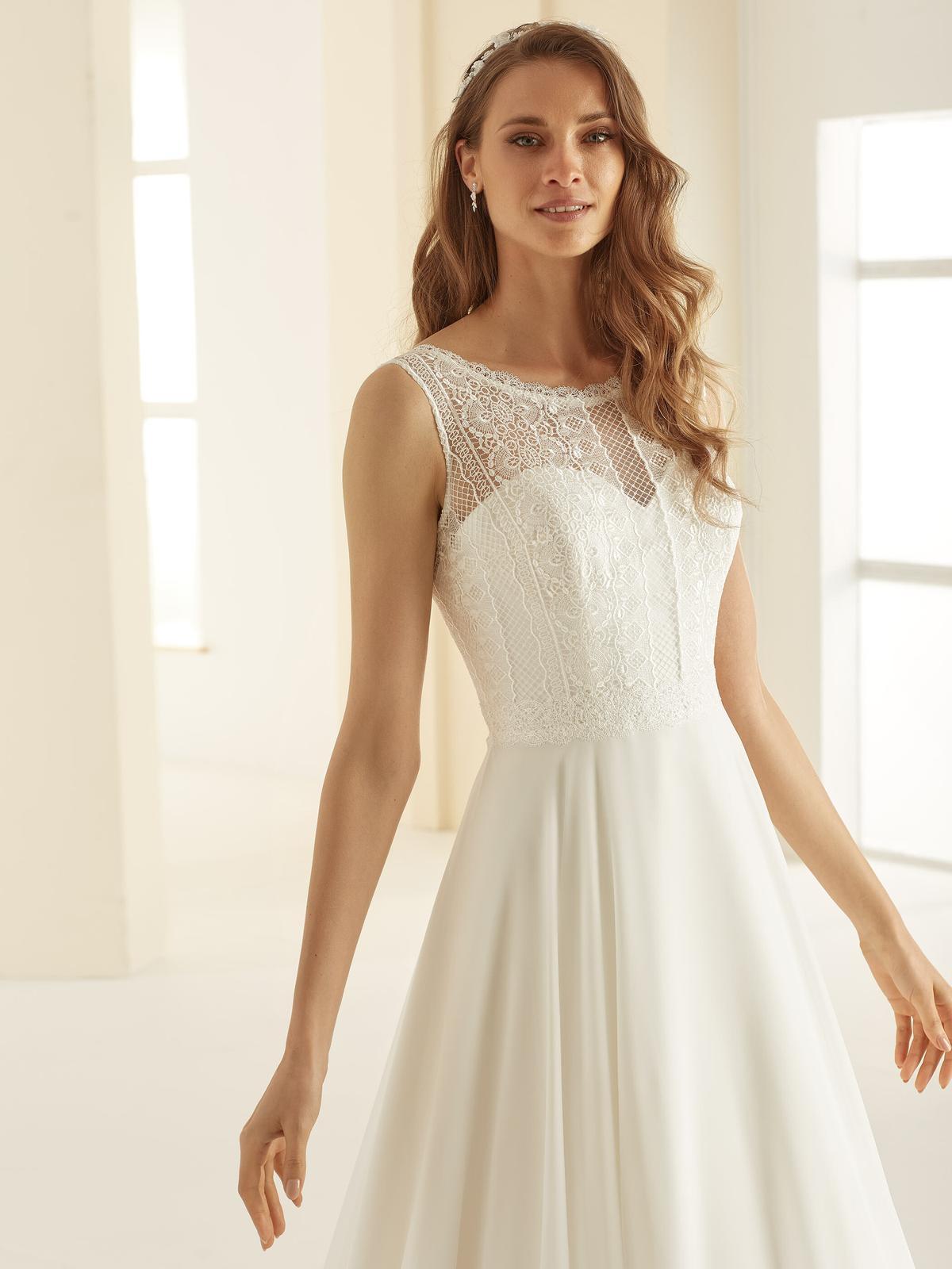 Svatební šaty Rachel, vel.40 - Obrázek č. 1