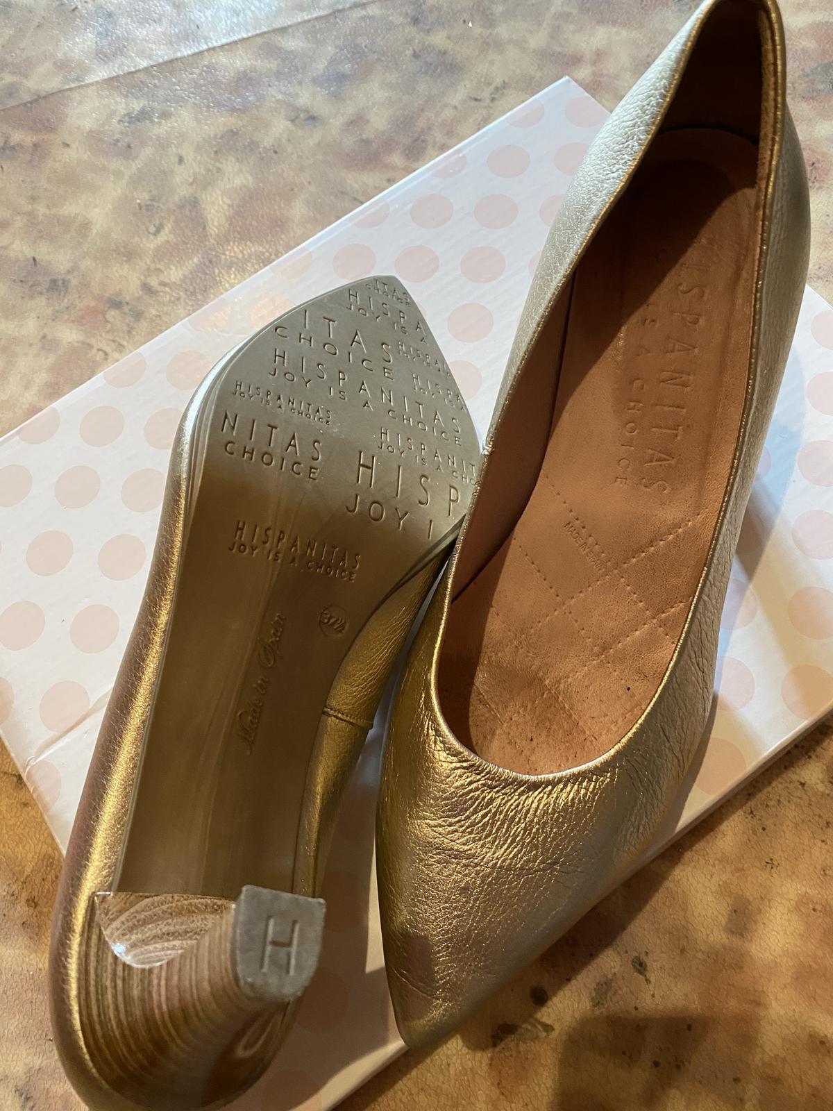 Svadobné topánky HISPANITAS - Obrázok č. 2