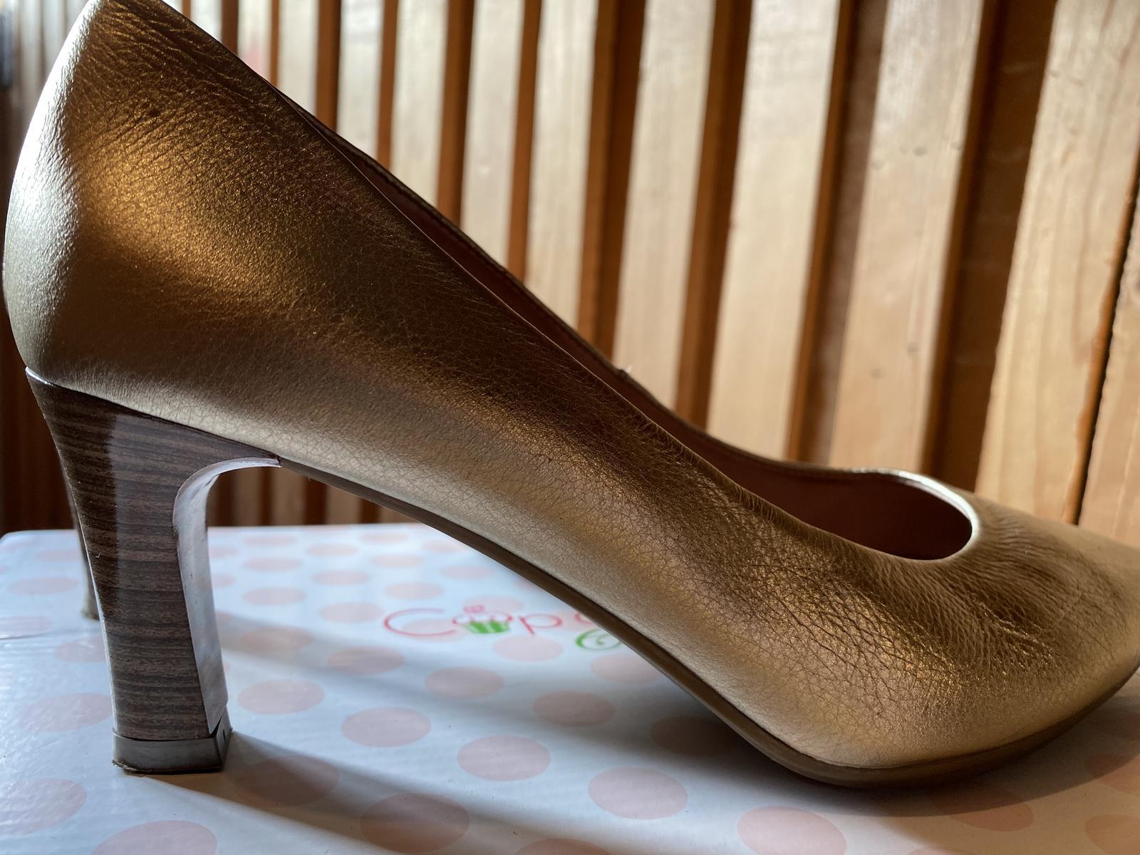 Svadobné topánky HISPANITAS - Obrázok č. 3