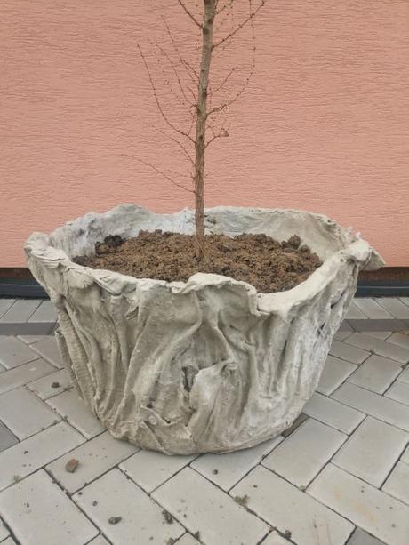 kvetinač veľký kruh, 100 litrov - Obrázok č. 1