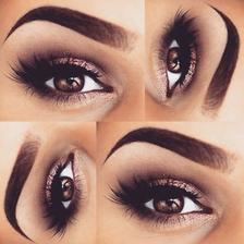 ..výraznější oči..
