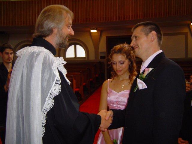 Lucia Bučková{{_AND_}}Vladimír Krivosudský - nas evanjelicky fararko