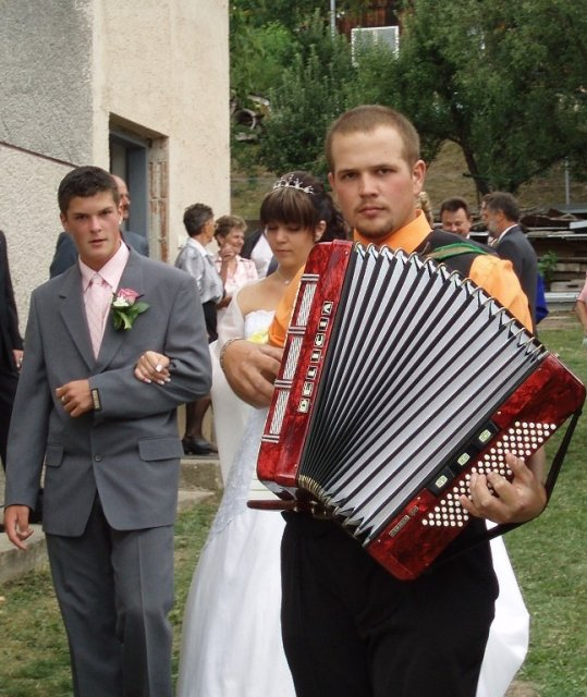 Miroslava Gardlíková{{_AND_}}Marián Polák - ... moji uzasní bratia ...