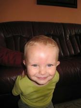 Adamko 20 mesiacov :)