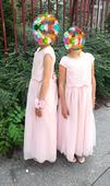 Družičkovske šaty , 134
