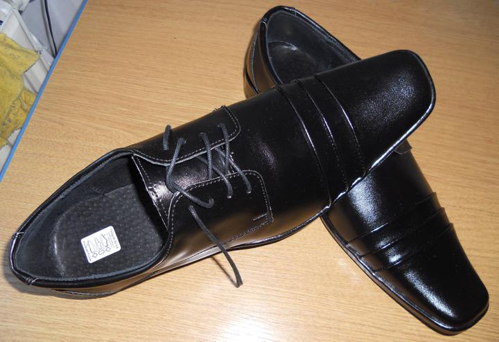 Čo sa mi páči a čo už máme - svadobne topanky