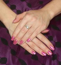 moj prstienok;))