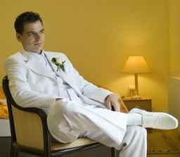 Ženích už si vybral:)