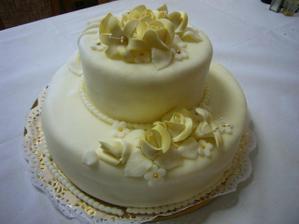 druhá tortička