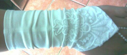 Rukavičky k šatům