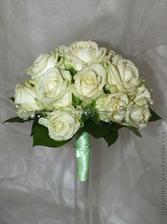 Takto by měla vypadat svatební kytička !