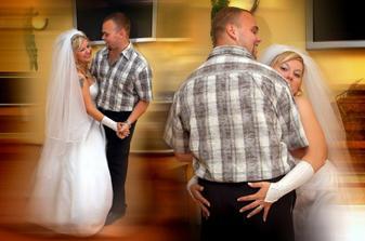 Společný tanec s majitelem nepoznané prdýlky :-))