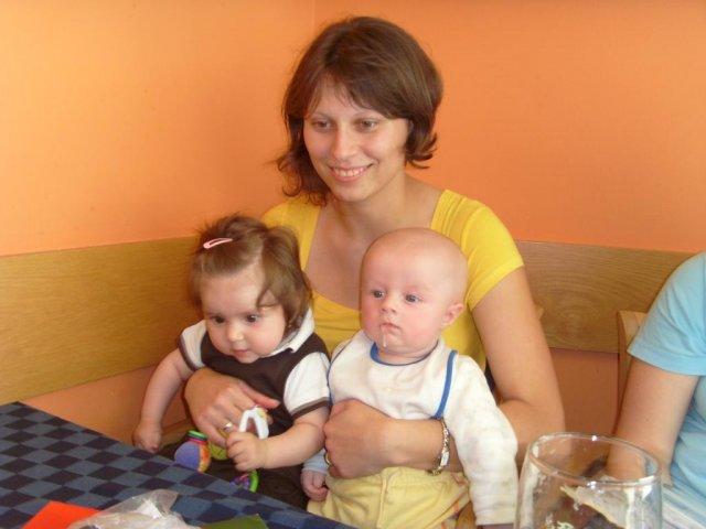 Srazy: 22.9.2007 Ostrava a okolí - No tak ted už se mnou teto jen neštěrkat :-)