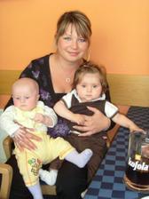 Saly a všechny tři děti !!!