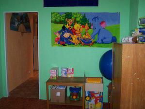 krásnej pokojík pro péťu