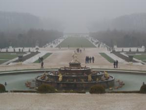 VERSAILE-Paríž. Miesto,kde ma Tomáš požiadal o ruku. :@) aj si kľakol...