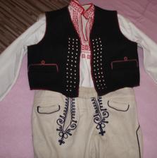 ..aj pre ženícha trochu slovenskej tradície...